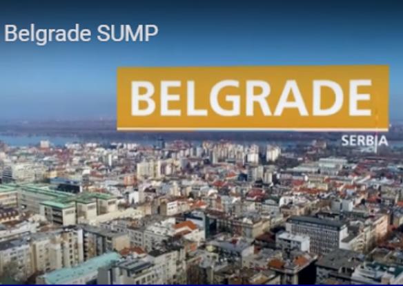 Београд  - План ордживњ урбане мобилности -