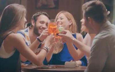 """Кампања """"Вожња под утицајем алкохола"""" - ТВ спот """"ЖИВЕЛИ"""""""