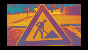 Затворене за саобраћај улице Јустина Поповића и Нова 33 (Угриновачки пут део 37)