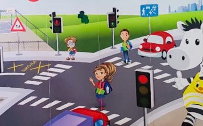 Деца Београда безбедна у саобраћају