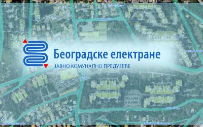 Радови у улицама Баштованској, Бахтијара Вагабзаде (Борској) и Црнотравској