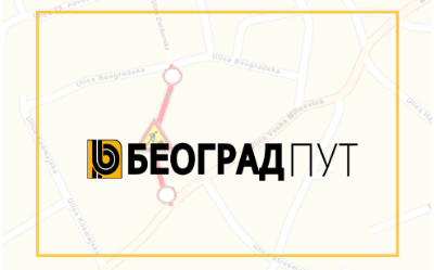 Затворена за саобраћај Златиборска улица у Гроцкој