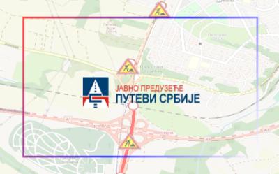 Затворена за саобраћај Ибарска магистрала