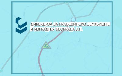 Затворена за саобраћај улица Јанка Стајчића у Лазаревцу