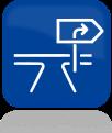 Постављање путоказне сигнализације за означавање организација на јавној мрежи улица и општинских путева