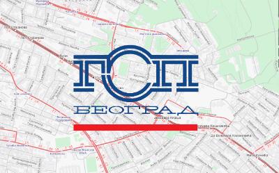 Радови на поправци трамвајских шина - терминуси Устаничка и Клуз