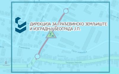 Радови у Новоградској улици