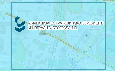 Радови у улици Драгослава Срејовића