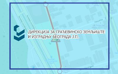 Радови у улици Јове Илића