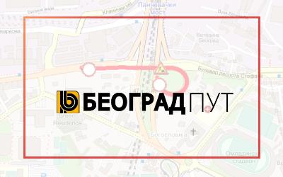 Иземена режима саобраћаја у Булевару Деспота Стефана