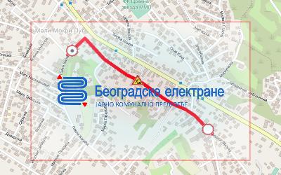Затворене за саобраћај улице Павла Васића и Народног фронта
